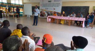 Togo : 'camp du futur', l'appel du ministre de l'Agriculture aux participants