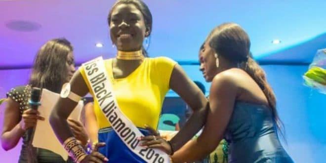 Nicole Sy : la Miss la plus «black» de la Côte d'Ivoire !