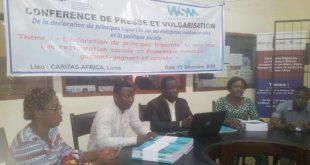 Togo : une déclaration qui 'recadre' les multinationales pour une justice sociale