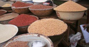 Togo: tout sur les prix  moyens hebdomadaire des produits agricoles par région
