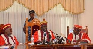 Togo : 7 candidats (finalement) avalisés par la Cour constitutionnelle