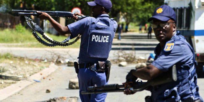 Afrique du Sud: près de 5000 hommes seront recrutés par la police