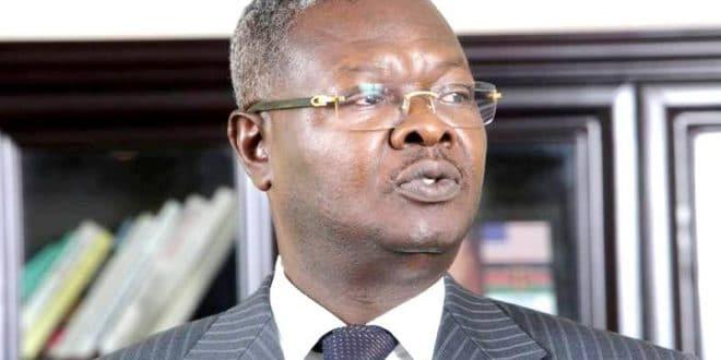 Agbéyomé : « je suis le fils spirituel du général Gnassingbé Eyadéma »