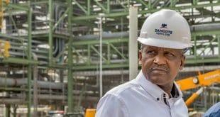 Aliko Dangote : la fortune du nigérian passe de 6 760 milliards de FCFA à 10 001 milliards