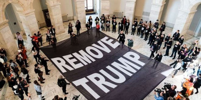 Procès en destitution de Trump : quelque chose se prépare…