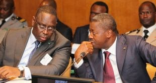 Bientôt une ambassade du Togo au Sénégal !
