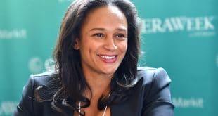 Isabel dos Santos : la femme la plus riche d'Afrique pourrait diriger l'Angola