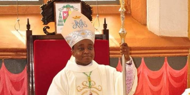 Togo : Mgr Nicodème Barrigah Benissan a nommé ses vicaires généraux
