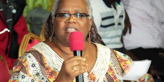 Togo : indignée, Maryse Quashie appelle les évêques à remettre Boukpessi à sa place