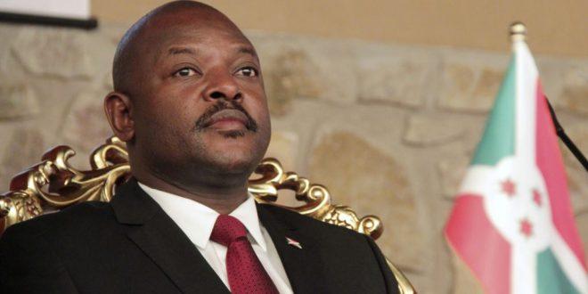 Burundi : un Général succède à Pierre Nkurunziza !