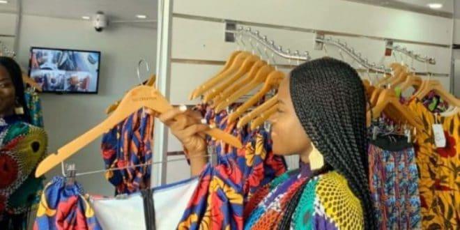 Sali Ouattara : d'un petit atelier à 6 boutiques dans 5 pays !