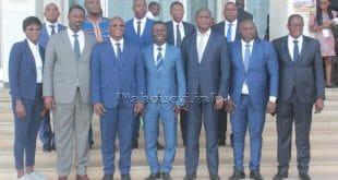 Togo : voici le nouveau bureau exécutif de la FTF