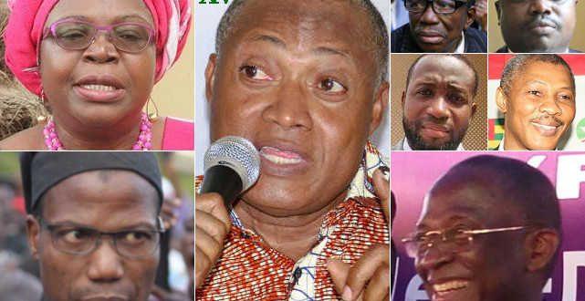 Togo : les clés de l'alternance du mouvement 'GAMESSOU'