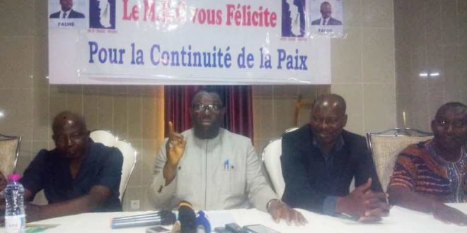Togo : Abass Kaboua 'conseille' Mgr Kpodzro d'être candidat en 2025