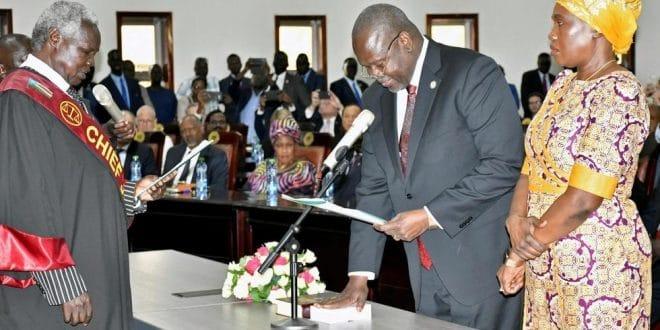 Soudan du Sud : Riek Machar, un nouvel engagement pour la paix!