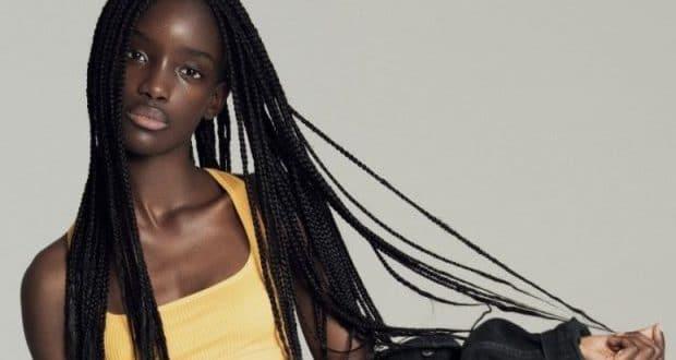 Maty Fall : la Sénégalaise de 18 ans agite la mode en Italie