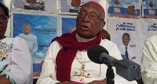Togo : Mgr Kpodzro, sa vie contre la fin du règne de Faure Gnassingbé