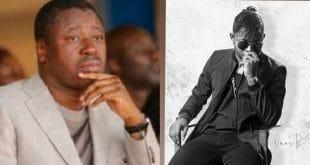 Togo : Décès Omar B, l'hommage de Faure Gnassingbé