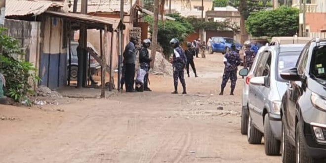 Togo : les domiciles de Kpodzro et Agbeyome de nouveau encerclés