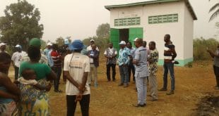 Togo: les paysans d'Avé ont dorénavant où stocker leurs produits