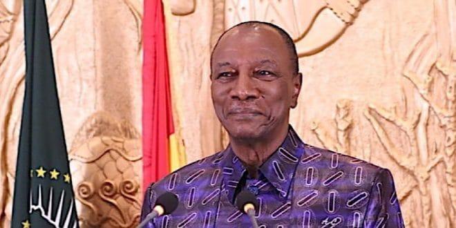 Guinée Conakry: la réaction d'Alpha Condé après sa « victoire »