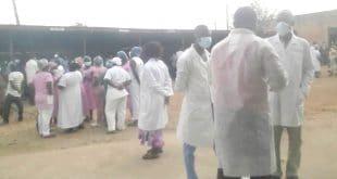 Togo/Coronavirus : mécontentement général au CHR Dapaong !