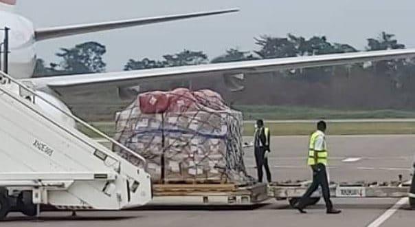 Coronavirus : après le Togo, le Cameroun reçoit le don de Jack Ma
