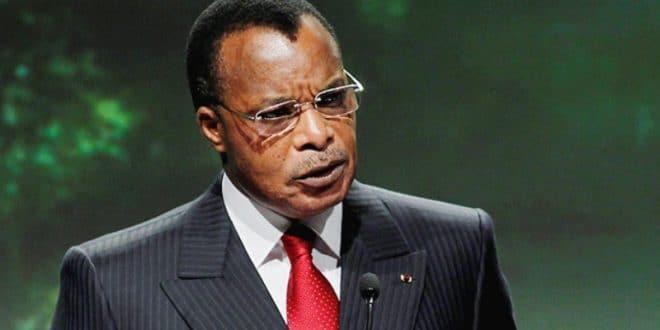 Congo : des jeunes payent pour que Sassou-Nguesso soit candidat