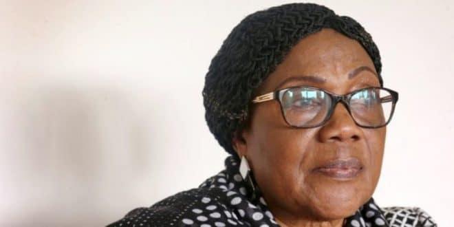 Marthe Tshisekedi