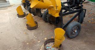 Togo : 12 'broyeurs d'aliments' distribués aux coopératives d'éleveurs