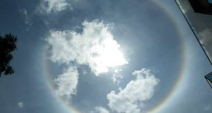 Qu'est-ce qu'un «Halo», ce phénomène dont ont été témoins les Togolais ce mercredi