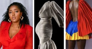 Anifa Mvuemba : la Congolaise réalise le 1er défilé de mode virtuel (Vidéo)