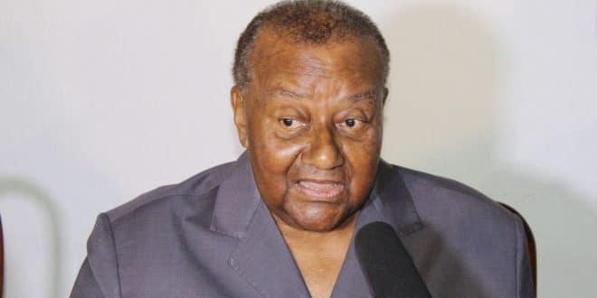 "Togo:""la disparition d'Agboyibo me peine"", Gilchrist Olympio"