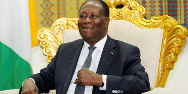 Alassane Ouattara : «Je n'ai jamais cherché à m'accrocher au pouvoir»