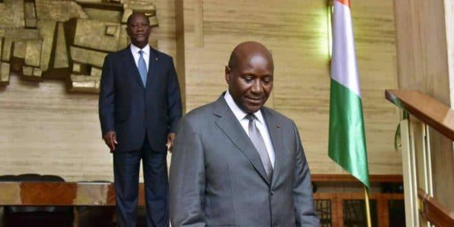Côte d'Ivoire : démission du vice-président, les raisons