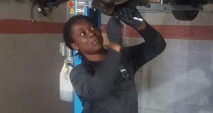 France : Honorine Yao, l'Ivoirienne impulse la mécanique au féminin