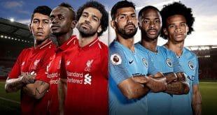 Pronostic Manchester City – Liverpool : votre pari sur ce match de gala