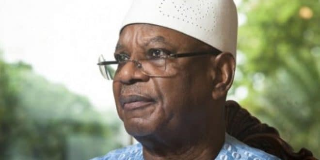 Mali: Ibrahim Boubacar Kéita de retour à Bamako (vidéo)