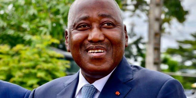 Décès d'Amadou Gon Coulibaly: le geste des Ivoiriens de France (vidéo)