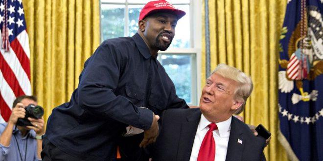 Etats-Unis : ce que pense Trump de la candidature de Kanye West