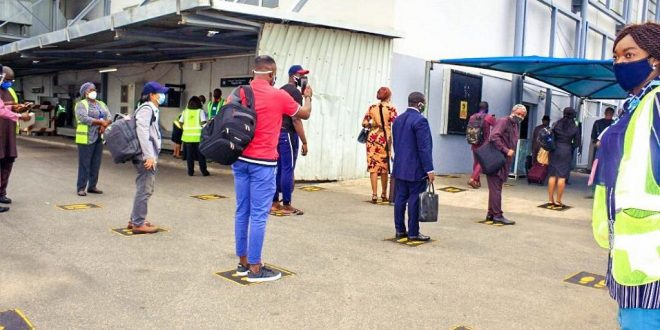 Nigéria : reprise des vols nationaux