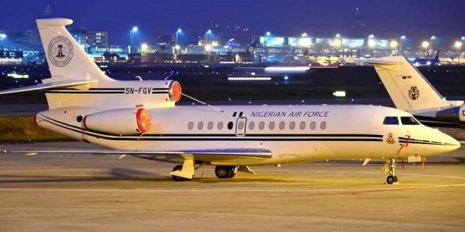 Avion présidentiel_Nigeria