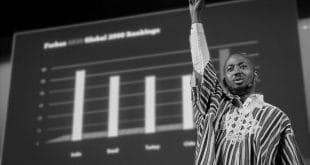 Ghana : Sangu Delle, l'un des entrepreneurs les plus prometteurs