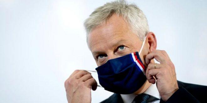 France : testé positif au Covid-19, Bruno Le Maire ne présente aucun symptôme