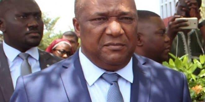 le maire de Libreville