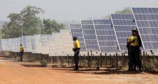 Burkina Faso : 1ère usine de production des panneaux solaires lancée