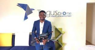 Borel Taguia : le Camerounais propose les drones du futur