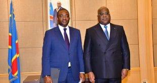 Joël Monefong : le Camerounais va conseiller Félix Tshisekedi