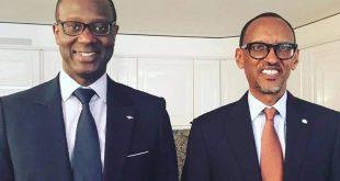 Tidjane Thiam : la confiance du Rwanda pour un immense défi