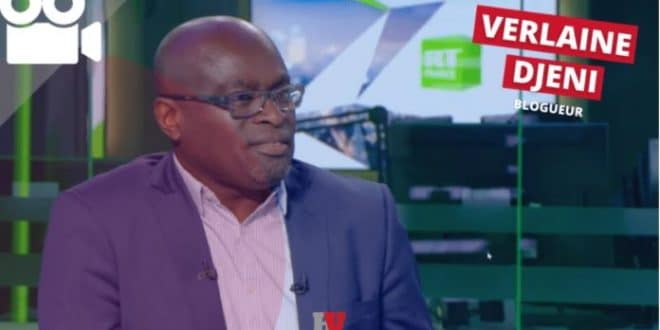 Verlaine Djeni : « Je soutiens Génération identitaire, ce n'est pas une association raciste. Défendre l'identité française n'est pas un crime ! »